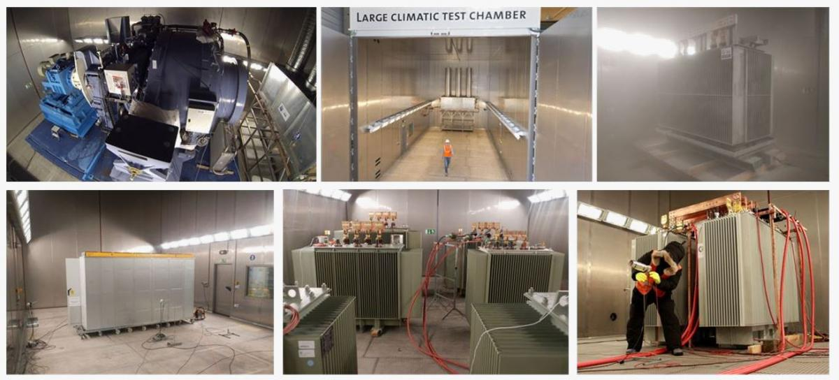 Climate chamber testing | Owi-lab